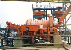 gold ore beneficiation